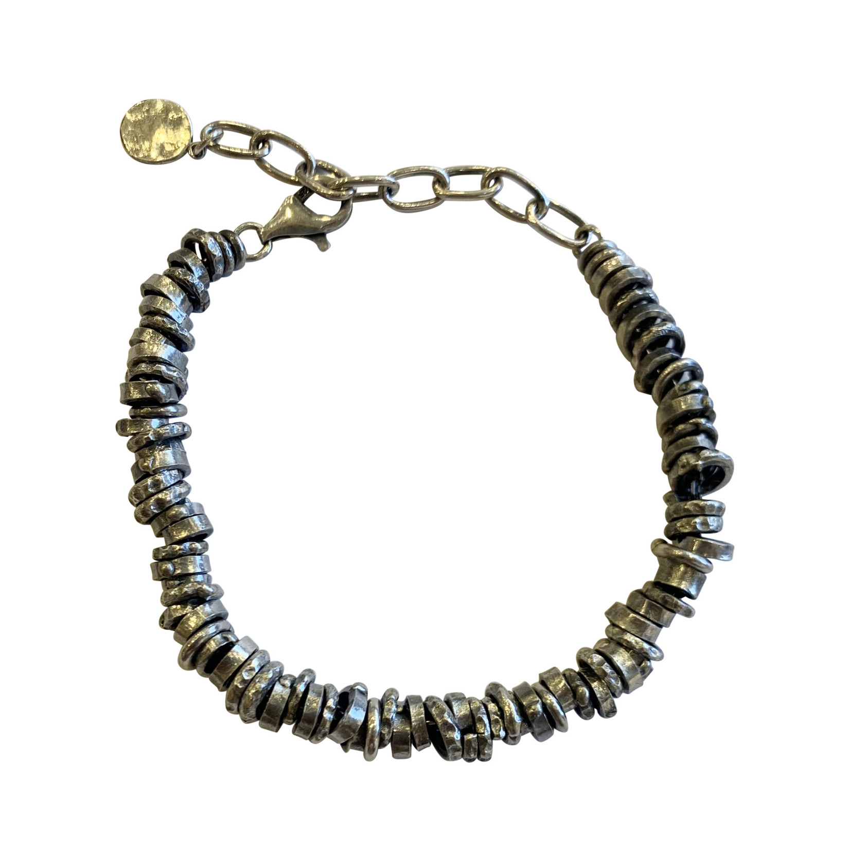 Buck Palmer Rustic Charm Bracelet