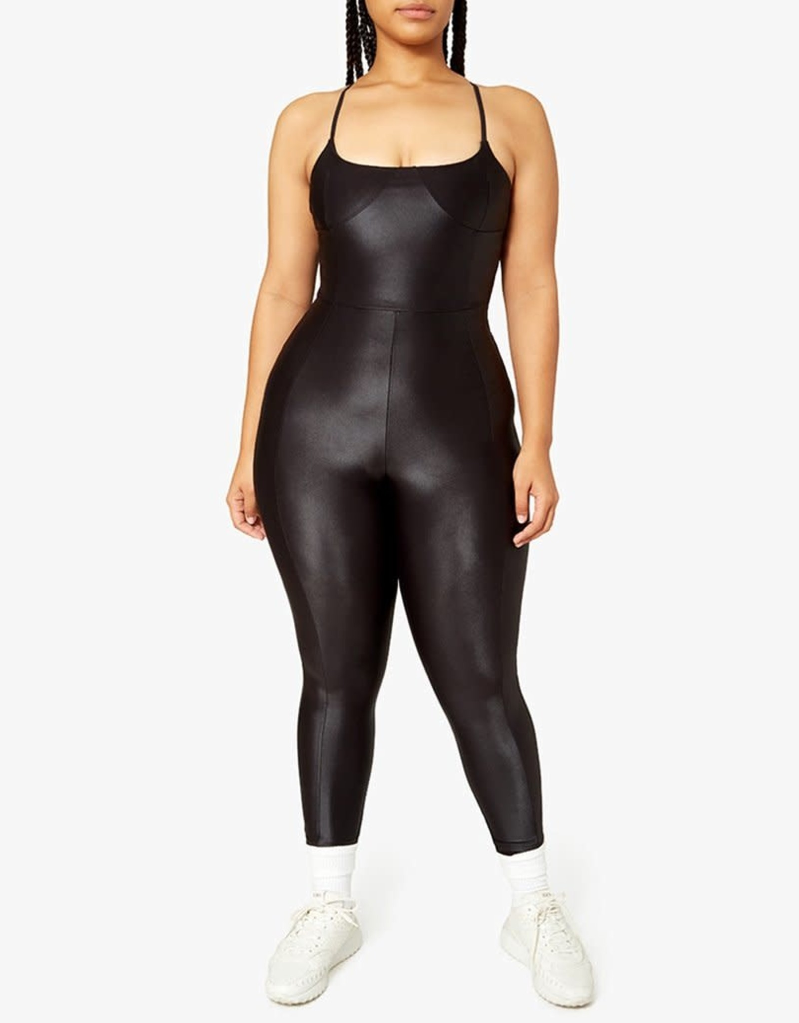 Shop WeWoreWhat Black Catsuit
