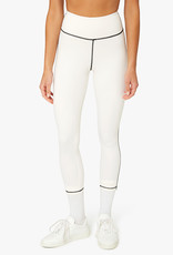 Shop WeWoreWhat Off White Corset Leggings