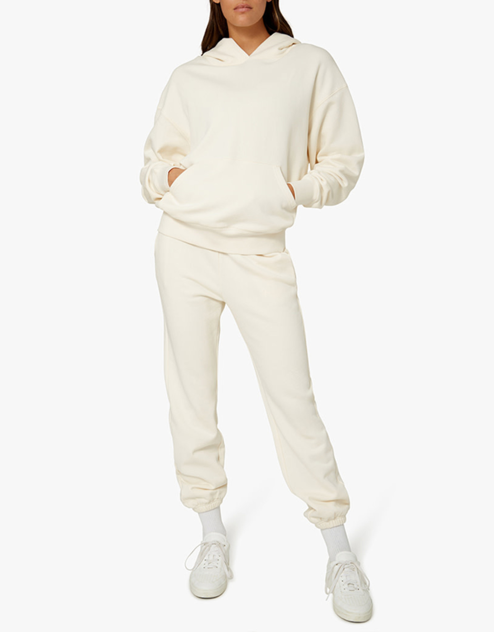 Shop WeWoreWhat Off White Sweatpants