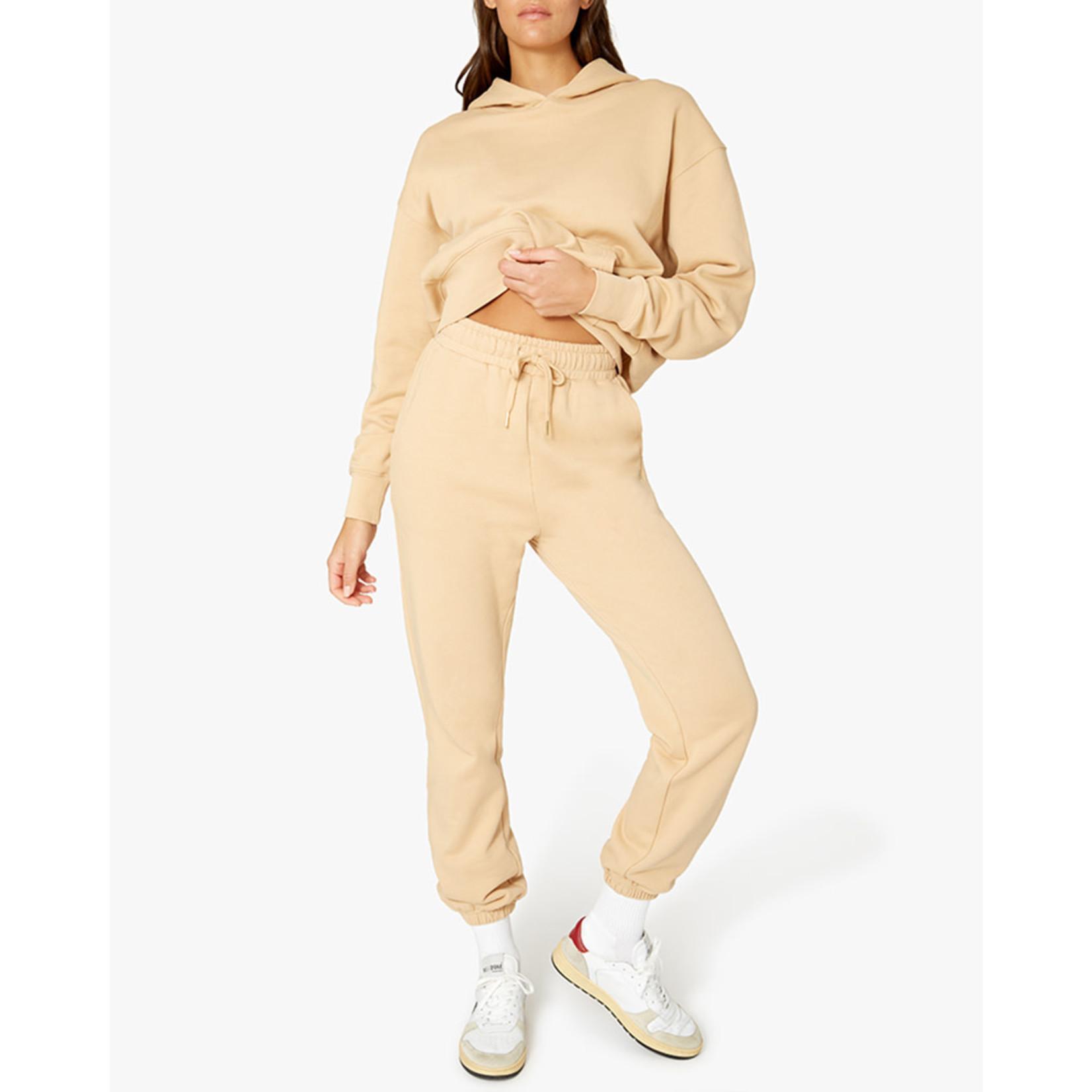 Shop WeWoreWhat Tan Sweatpants
