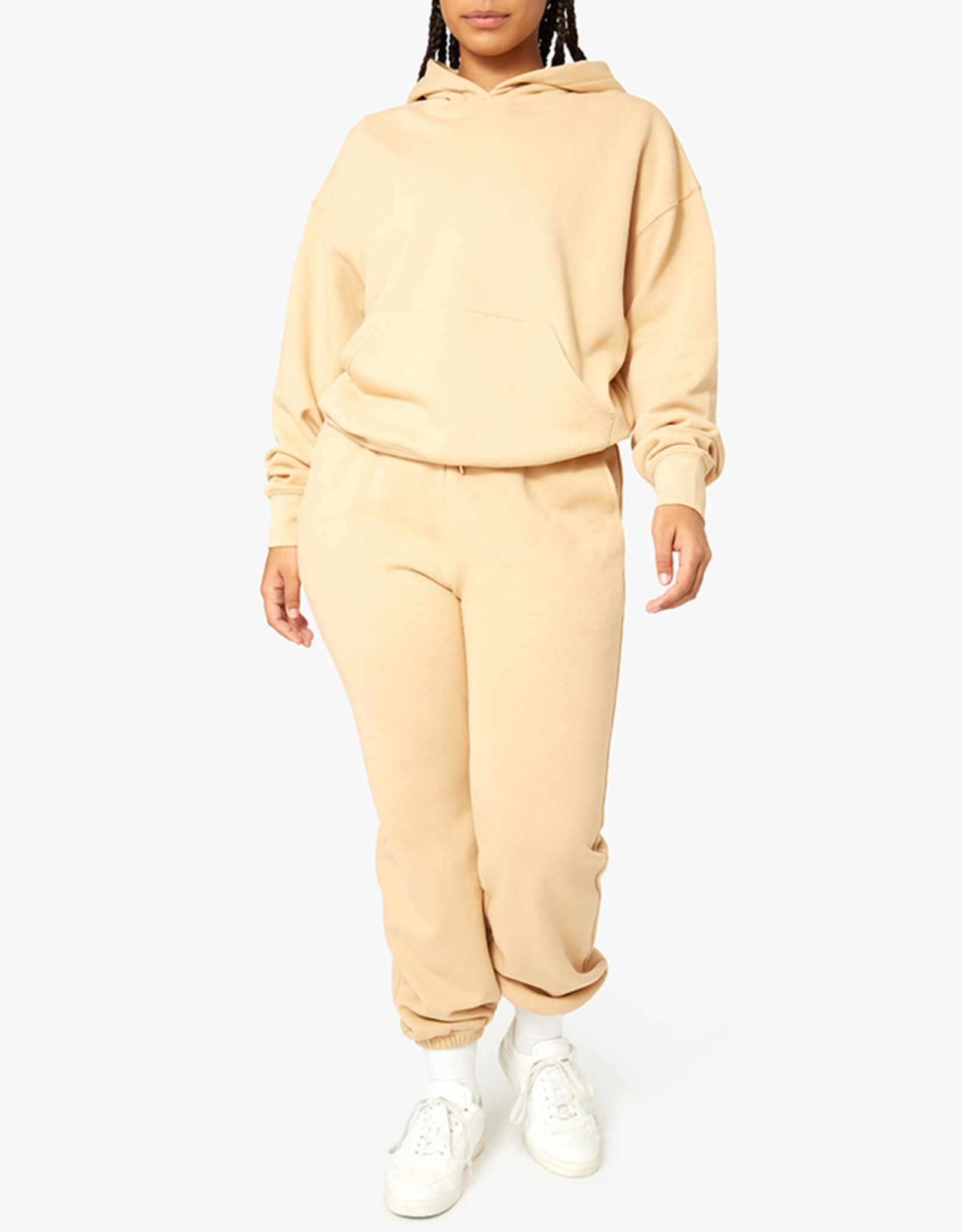 Shop WeWoreWhat Tan Sweatpants