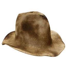 Reinhard Plank Spaventa Wool Hat Beige Burned