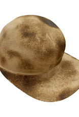 Reinhard Plank USA Wool Hat Beige Burned