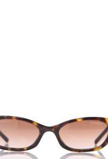 Wyld Blue Vintage Chanel Tortoise Sunglasses
