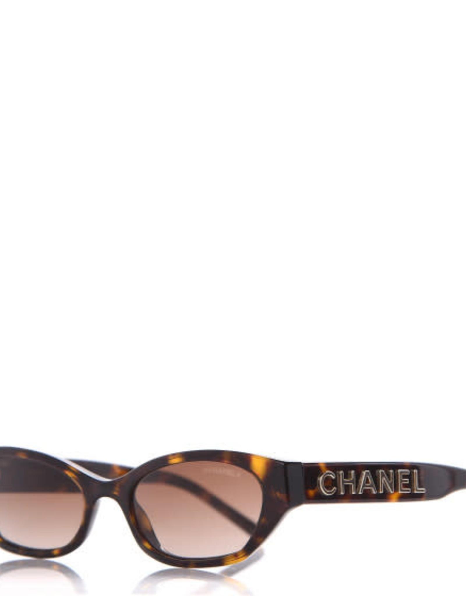 Chanel Chanel Tortoise Sunglasses