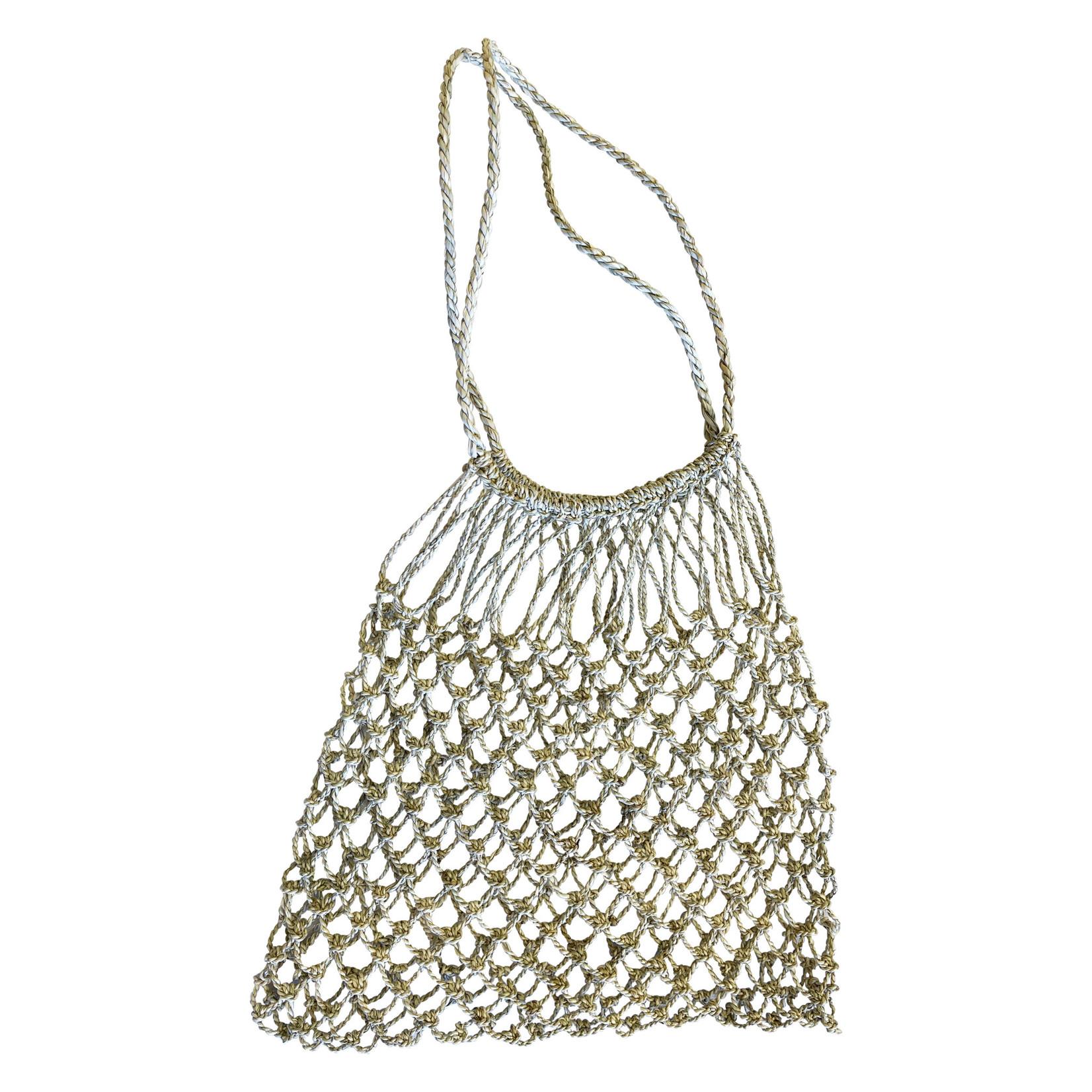 Prima de Sur. Triangle Bag