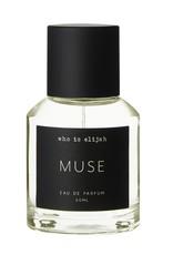 Who Is Elijah Muse Eau De Parfum 50ml