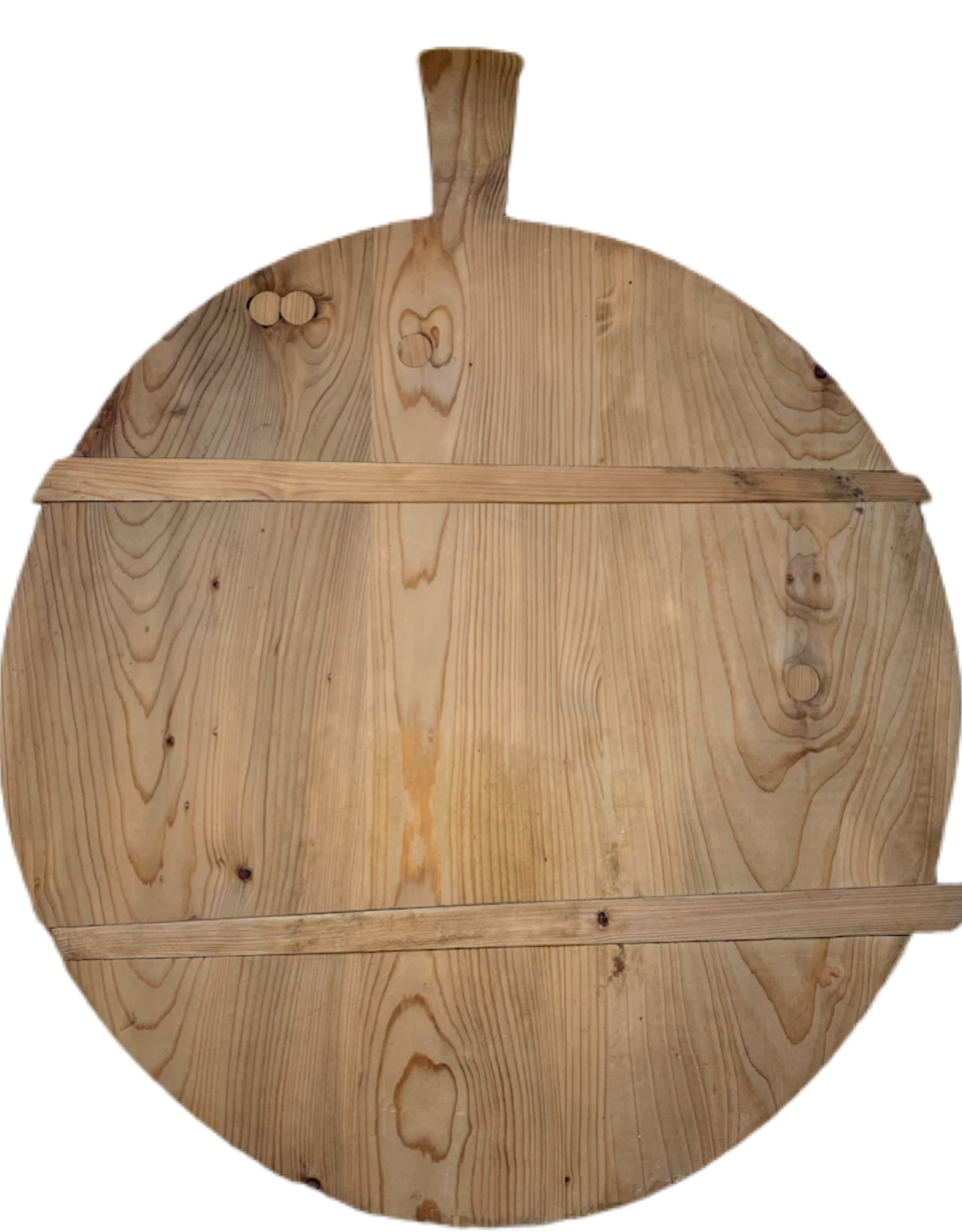 Wyld Blue Home French Chopping Board Round