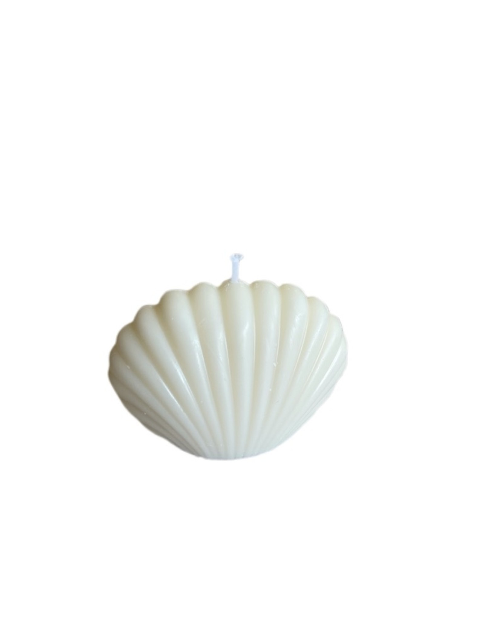 Wyld Blue Home Small Shell Candle