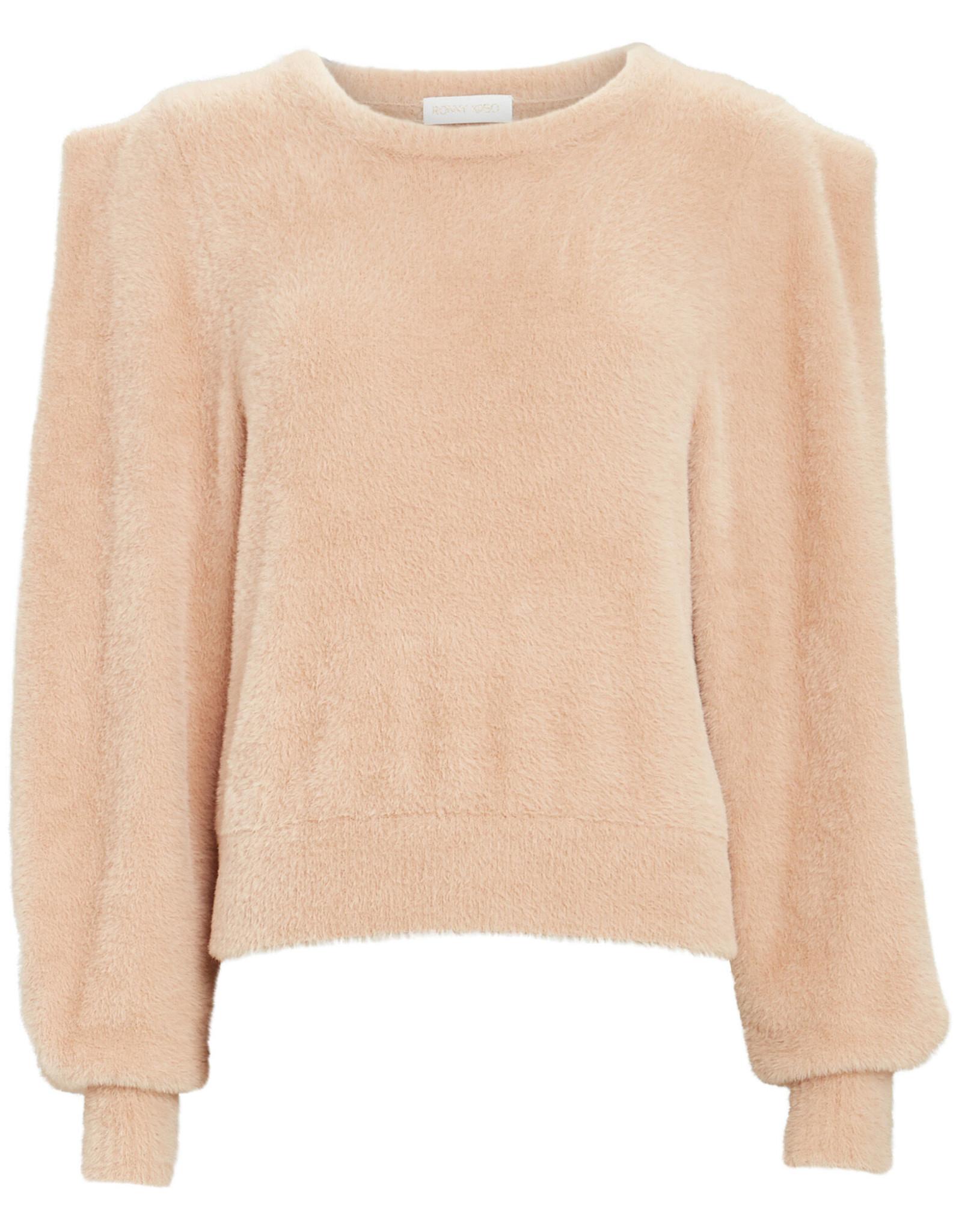 Ronny Kobo Carina Sweater Sand