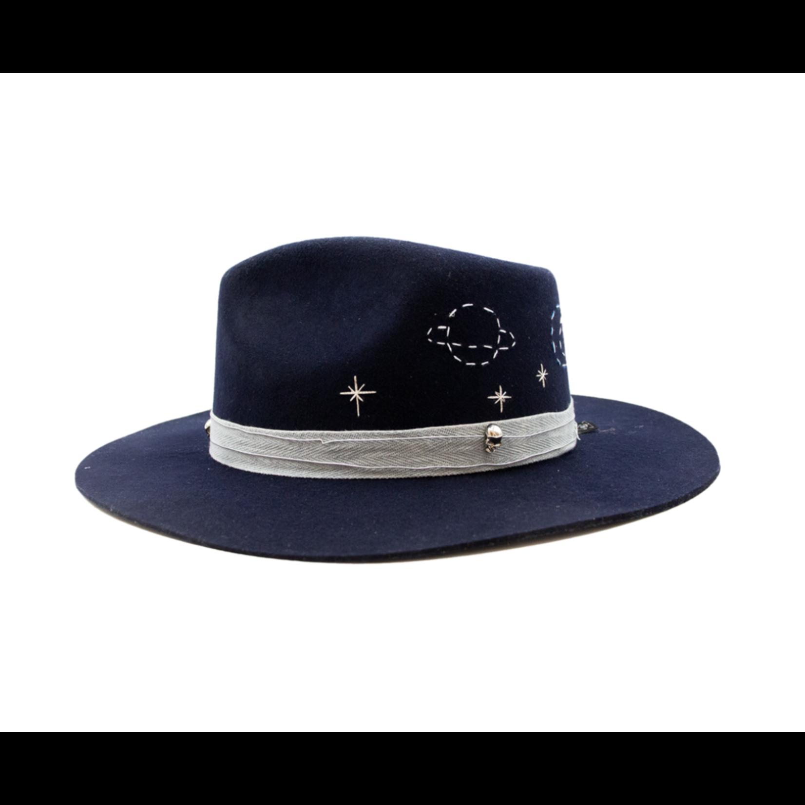 """Tuluminati Nakawe """"Owner of Stars"""" Hat Black"""