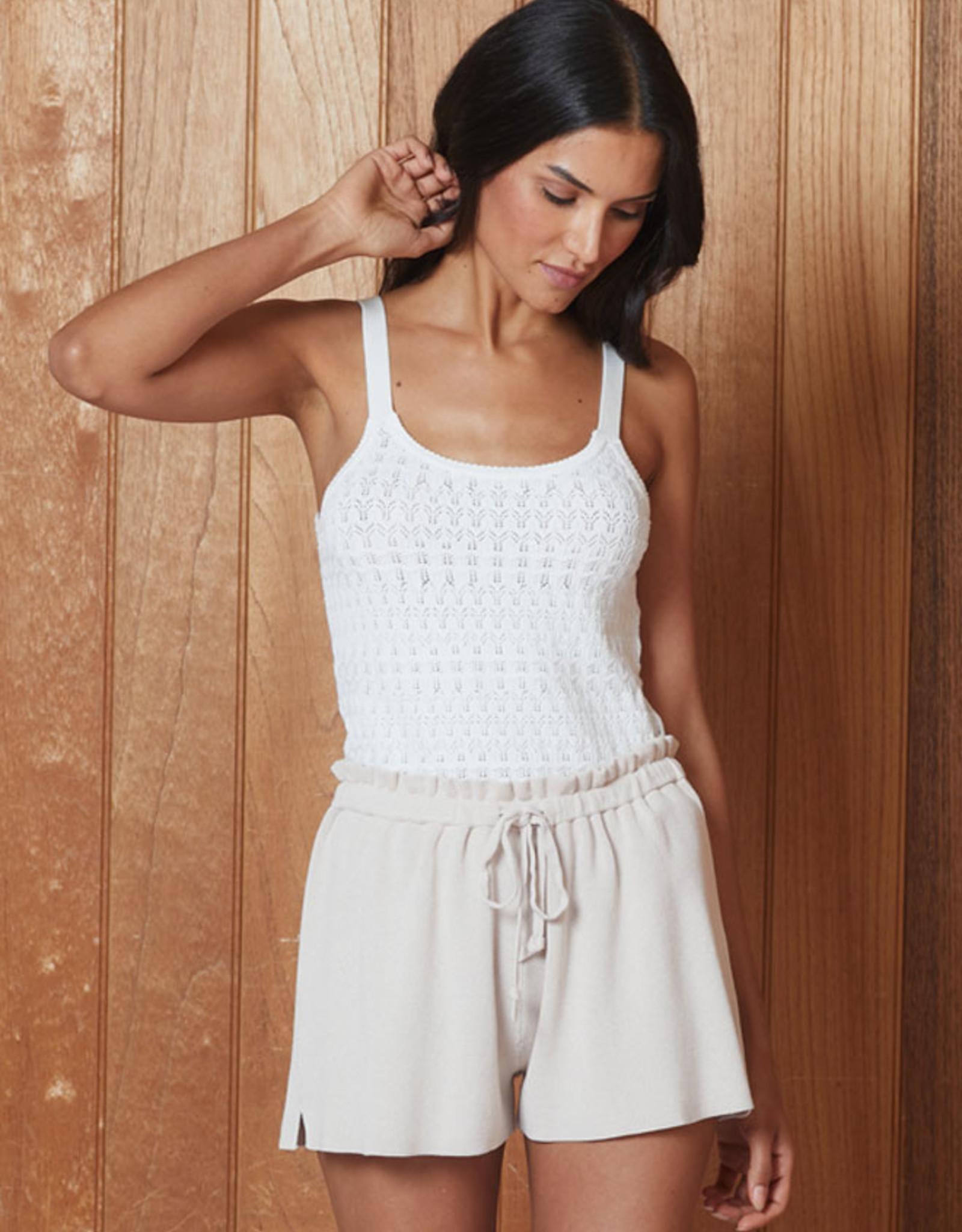DH New York Mae Shorts Seashell