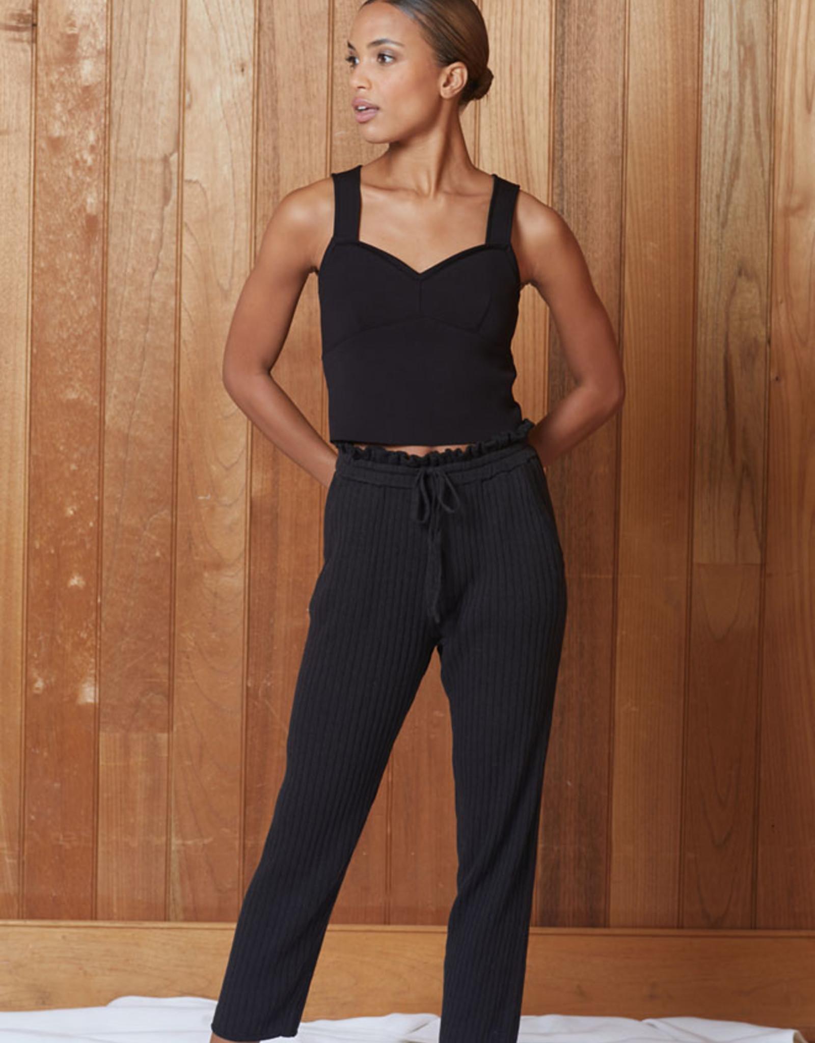 DH New York Rowan Pants Black
