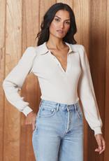 DH New York Lizzie Bodysuit White