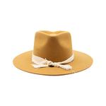 Tuluminati Rahui Mostaza Hat Mustard Wool L