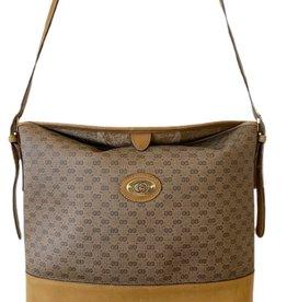 Wyld Blue Vintage Gucci Messenger Bag