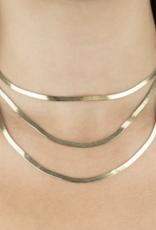 Adinas Herringbone Choker