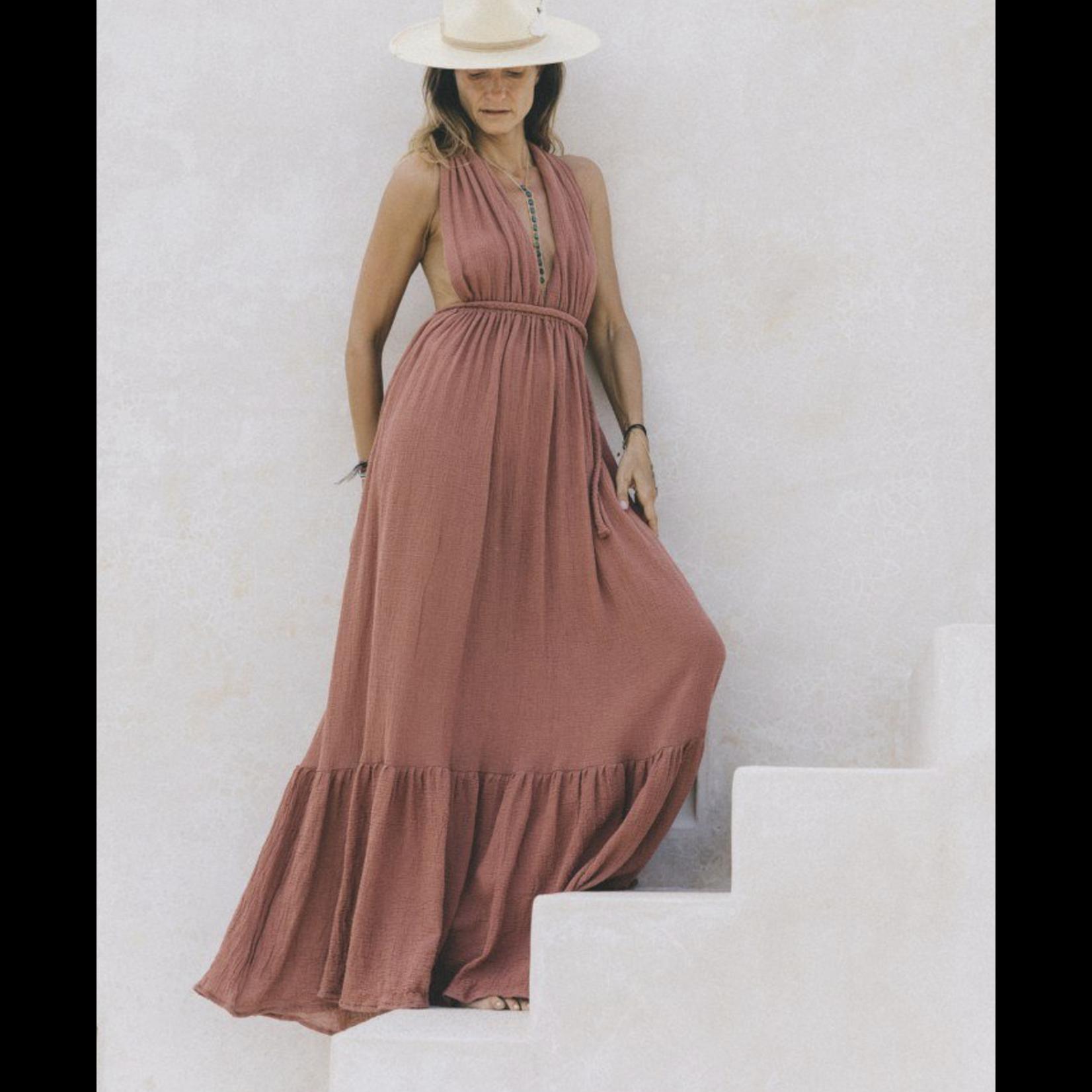 Spiritum Tulum Thea Dress One Size