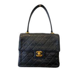 Chanel Chanel Lambskin Mini Kelly Bag (Vintage)
