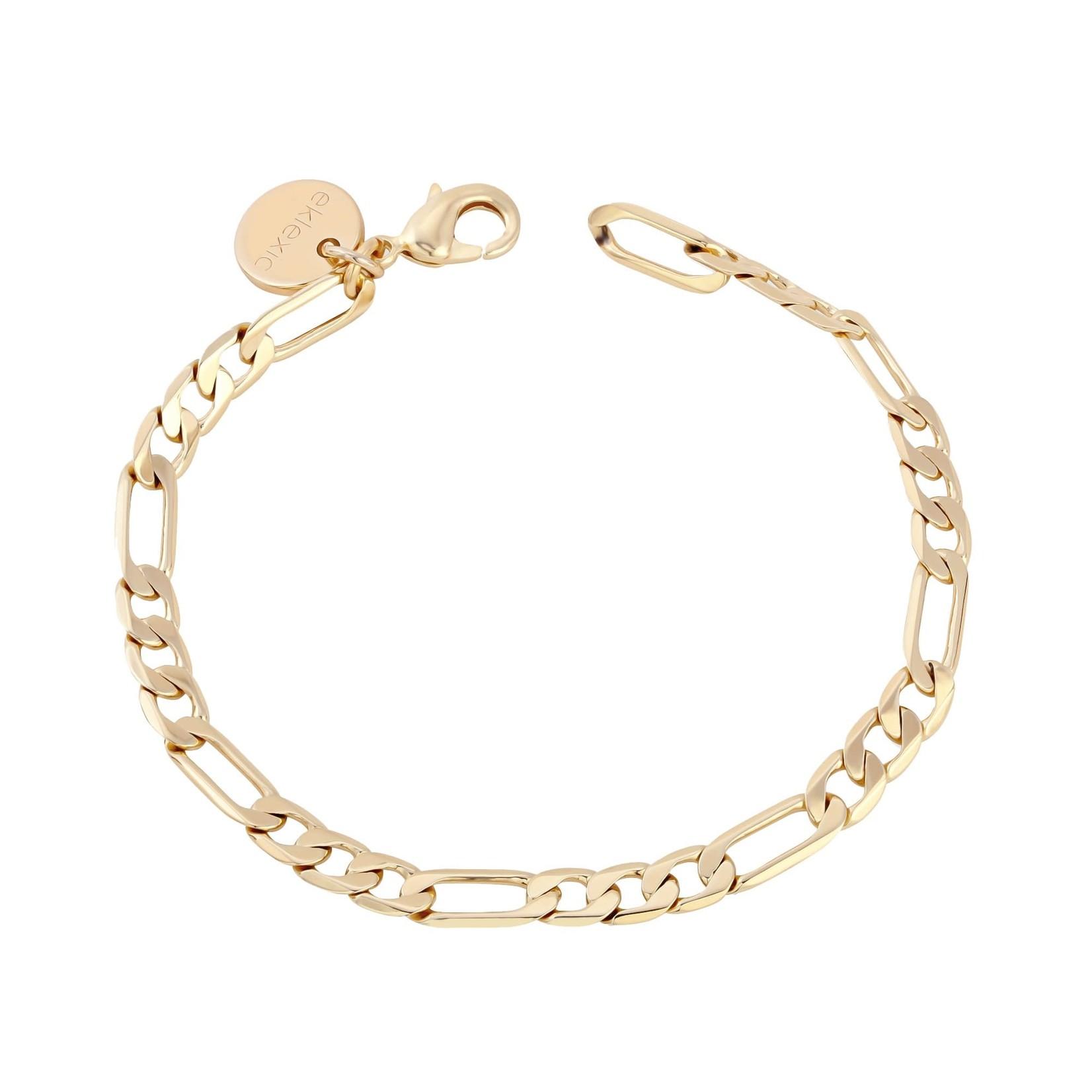 Eklexic Baby Axel Chain Bracelet