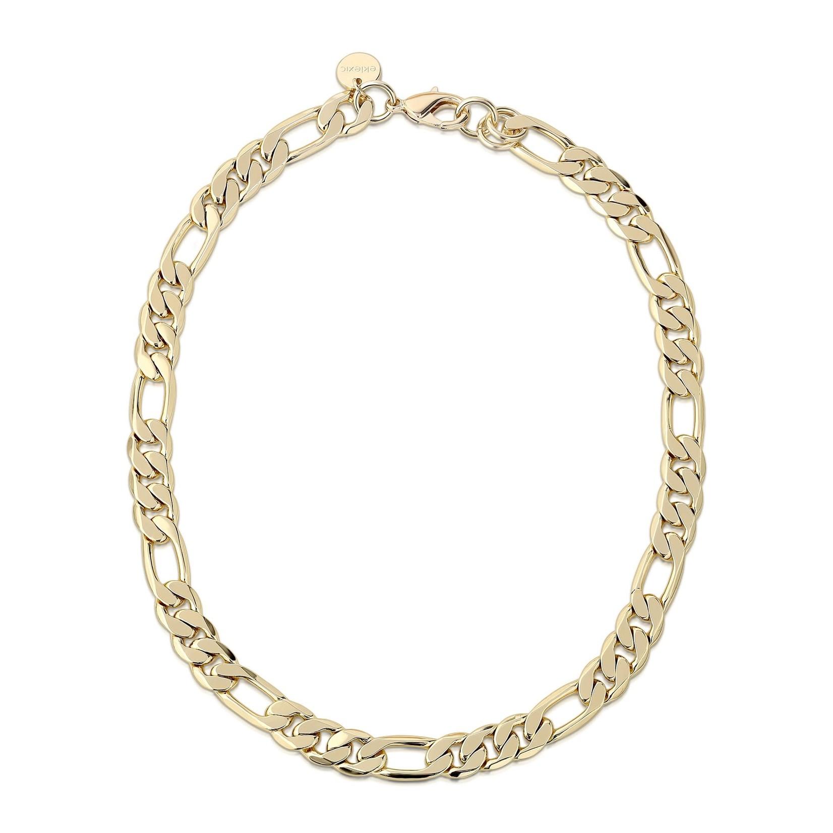 Eklexic Axel Chain Necklace