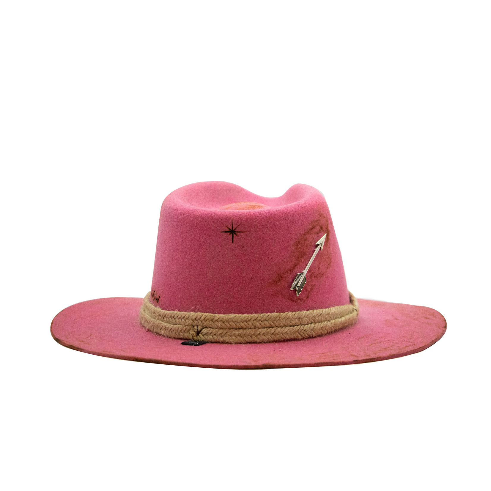 Tuluminati Amadis II Hat Pink