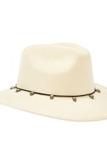Tuluminati Xibalba Hat White Suede