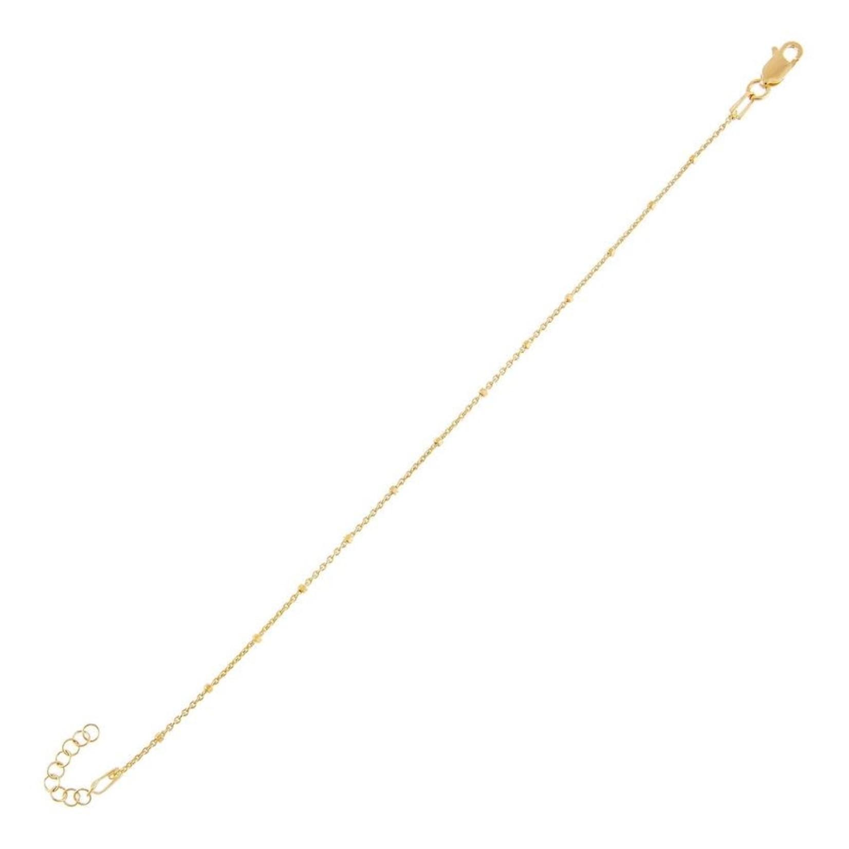 Adinas Beaded Chain Bracelet