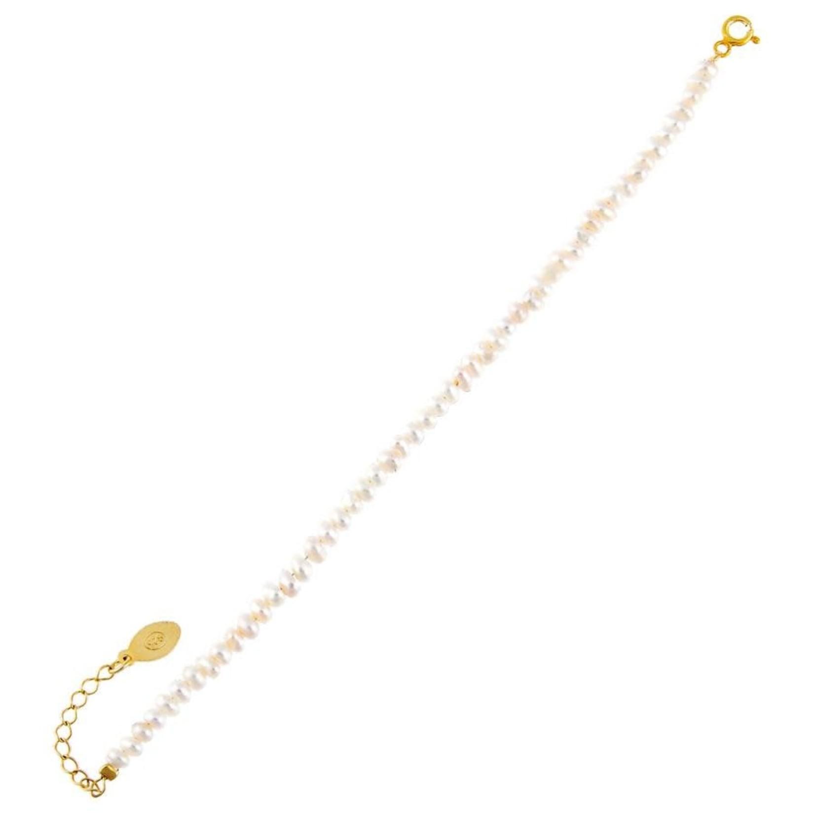 Adinas Adinas Pearl Bracelet