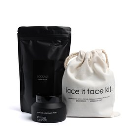 Sabbia Co Face It Face Kit
