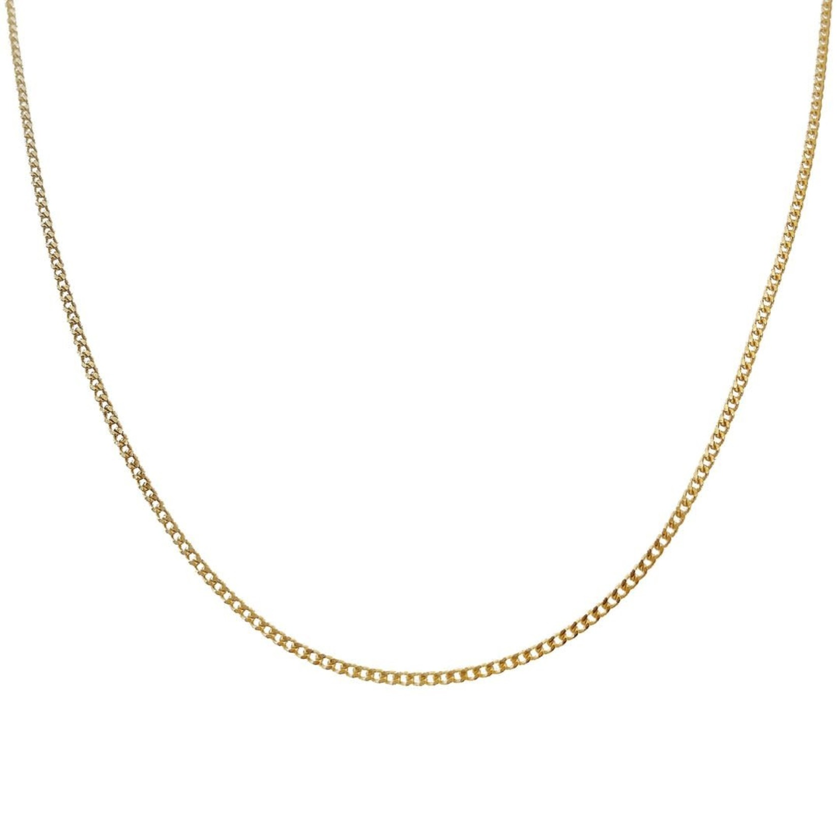 Adinas Baby Cuban Necklace