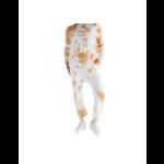 Zenzee Cashmere Copper Tie Dye Jogger Pant