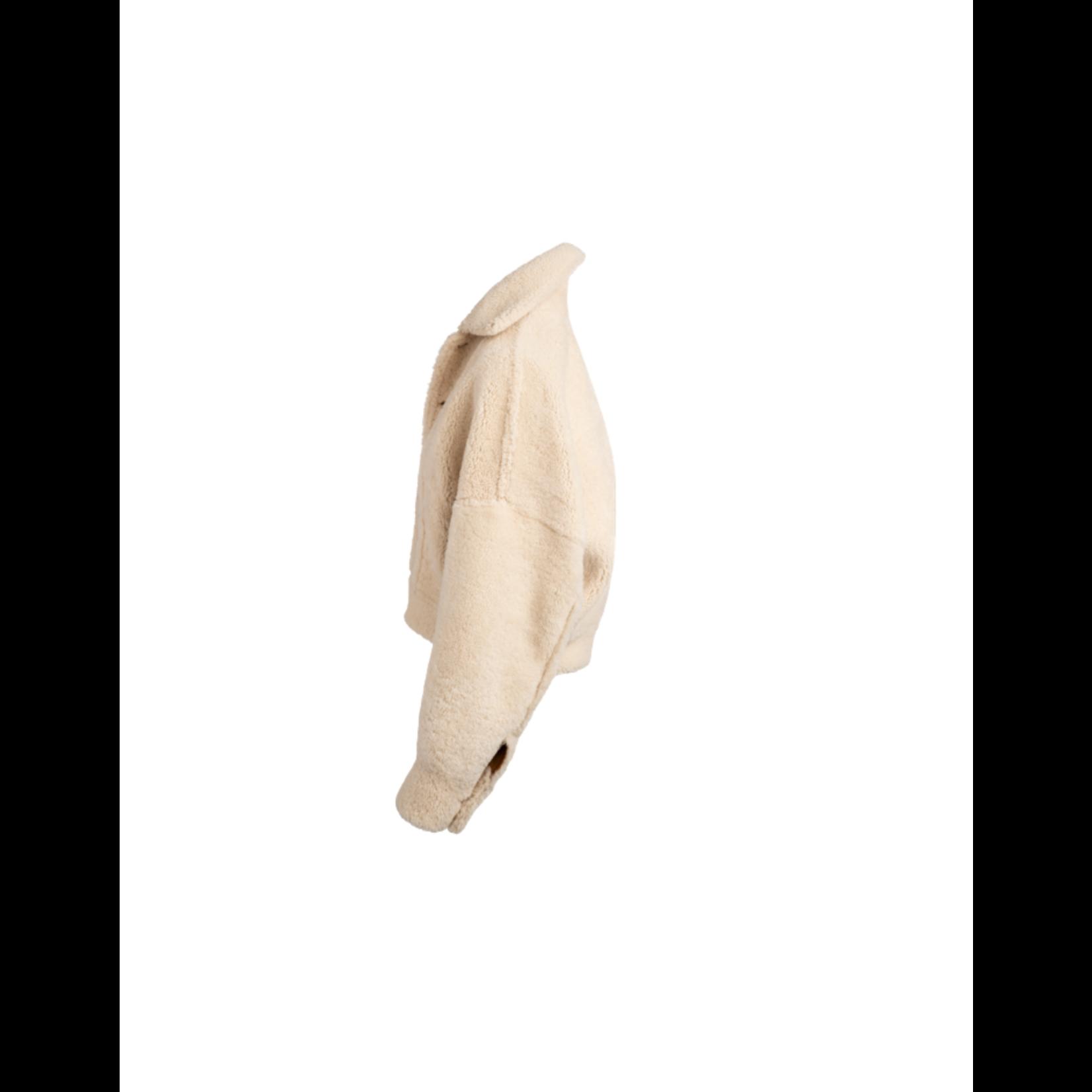 Arjé Jupiter Shearling Reversible Jacket