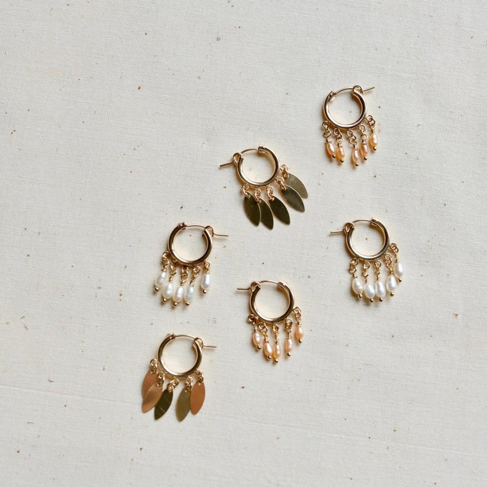 Elvis et Moi New Zeus Earrings