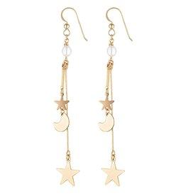 Elvis et Moi Atlantis Earrings