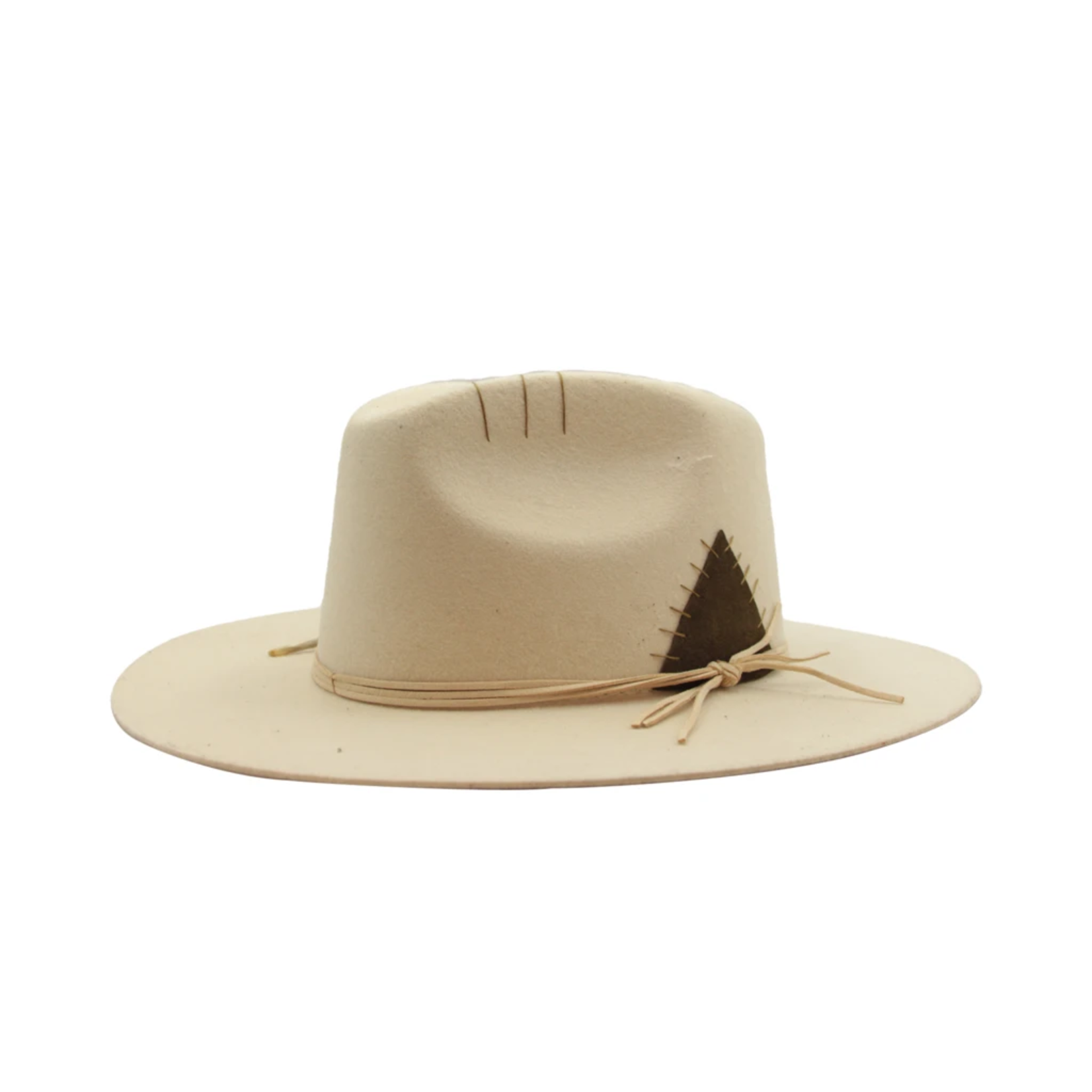 Tuluminati Tekiwa Wool Hat White