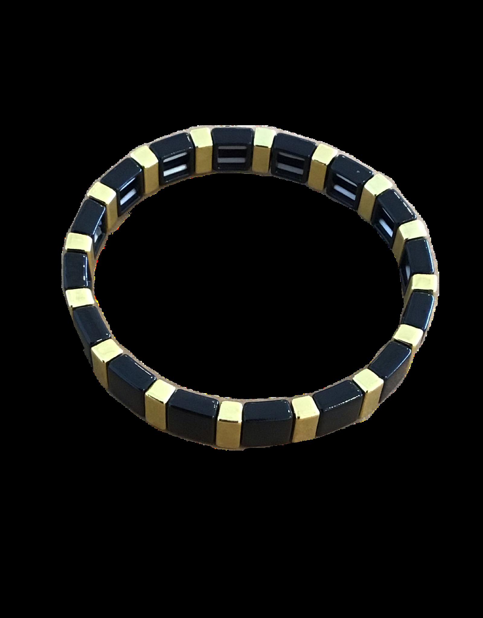 Wyld Blue Large Lego Bracelet