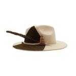 Tuluminati Tekiwa Suede Hat White