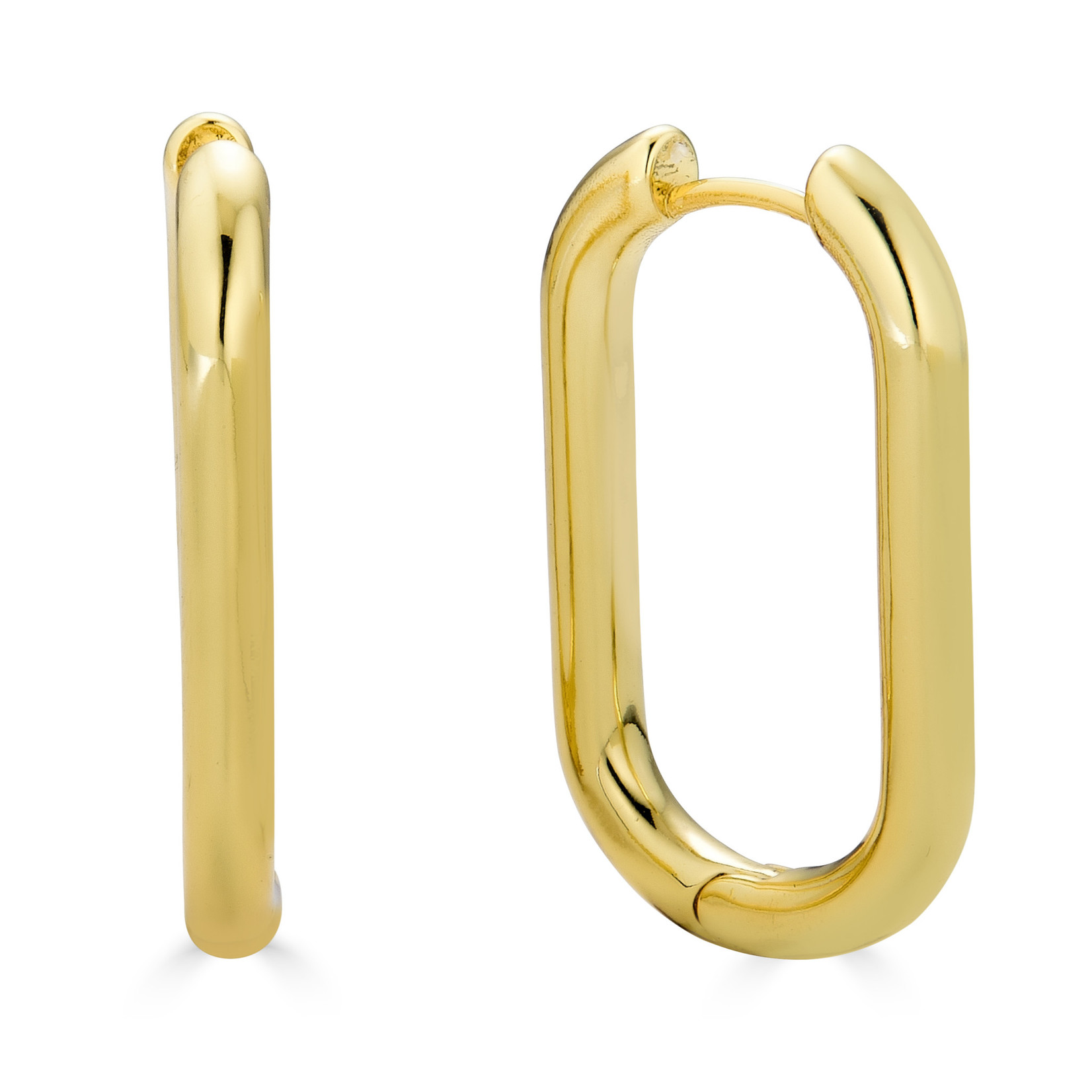 Rendor Marina Rectangle Earrings
