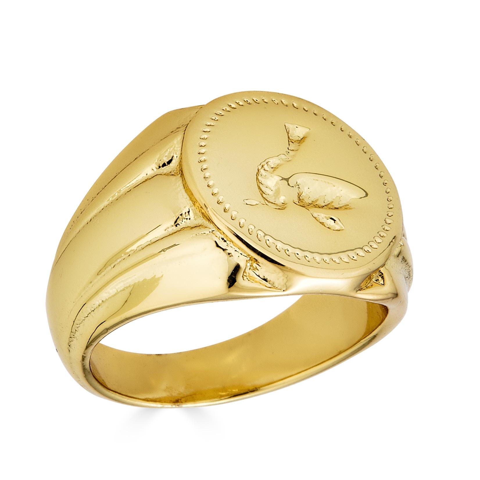 Rendor Ava Pinky Ring
