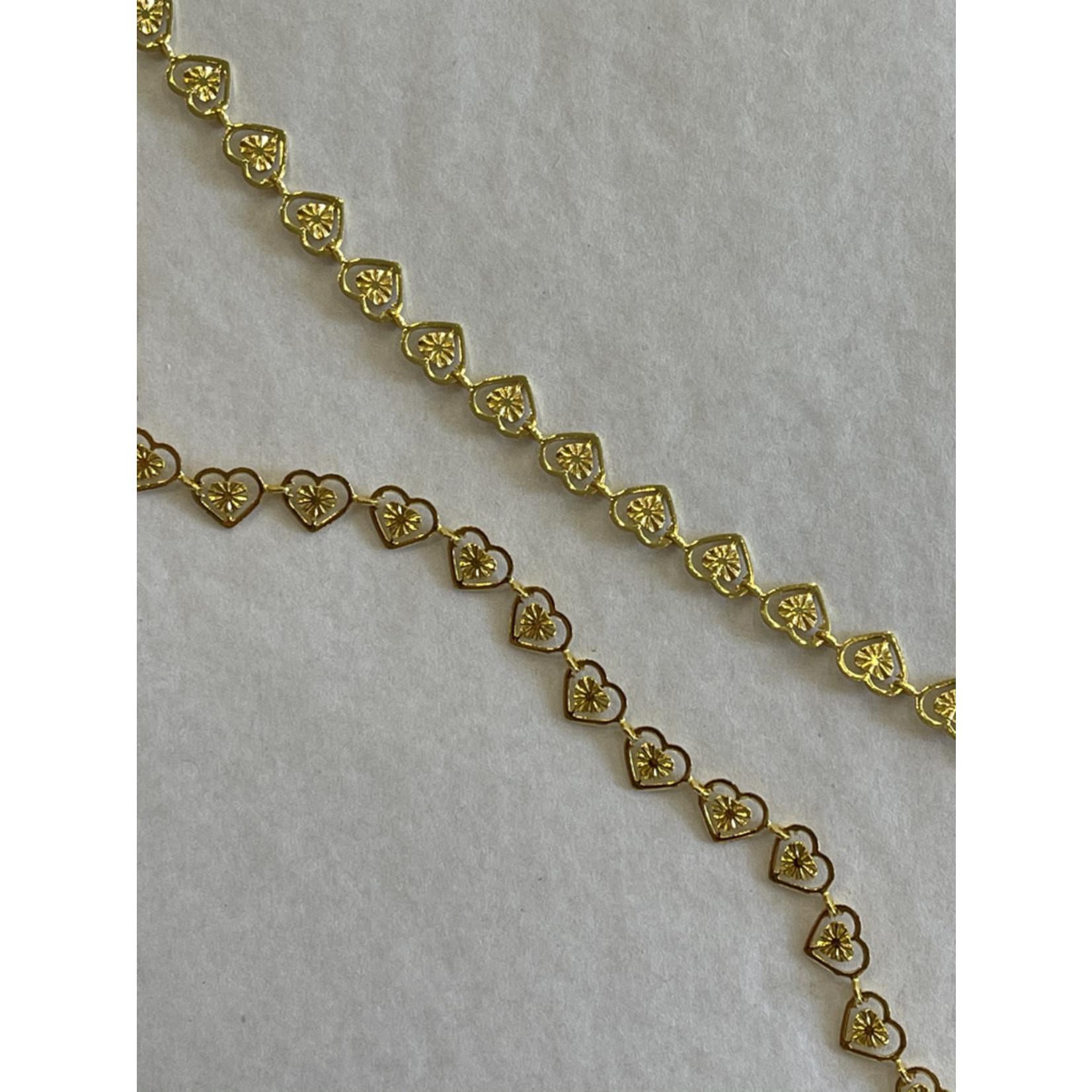 Wyld Blue Heart Sunglass Chain