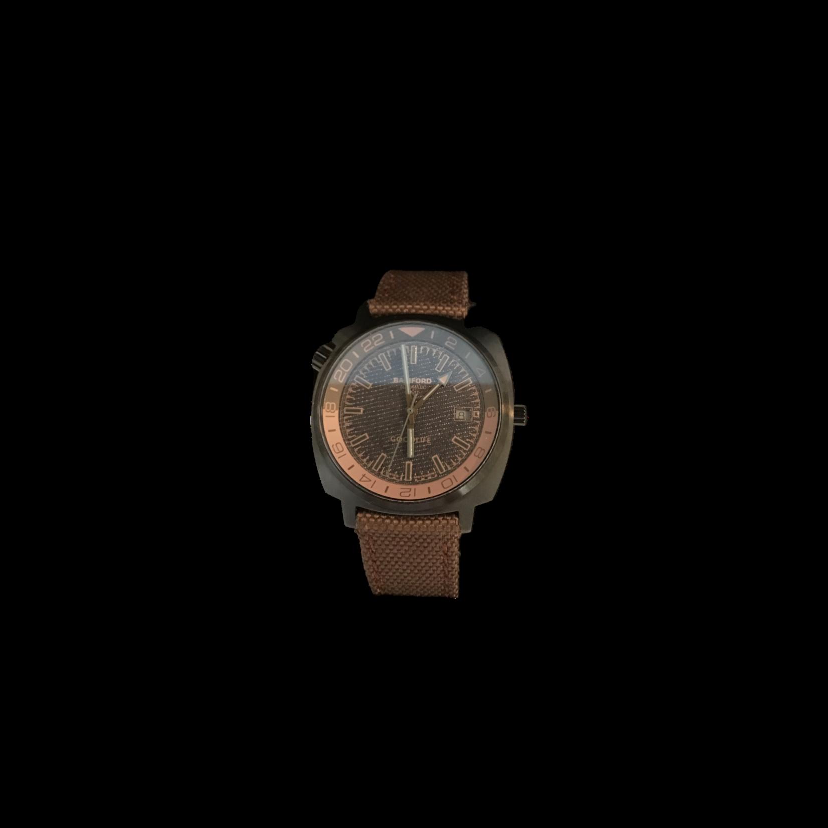 Sasha Benz Bamford Watch