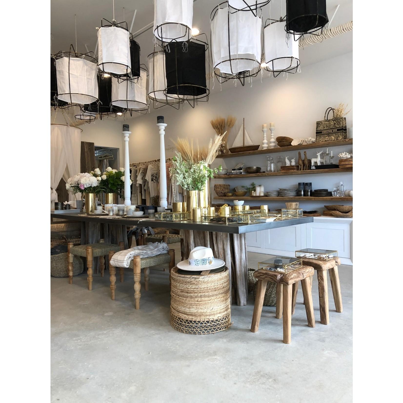 Metal Home Zinc Tables