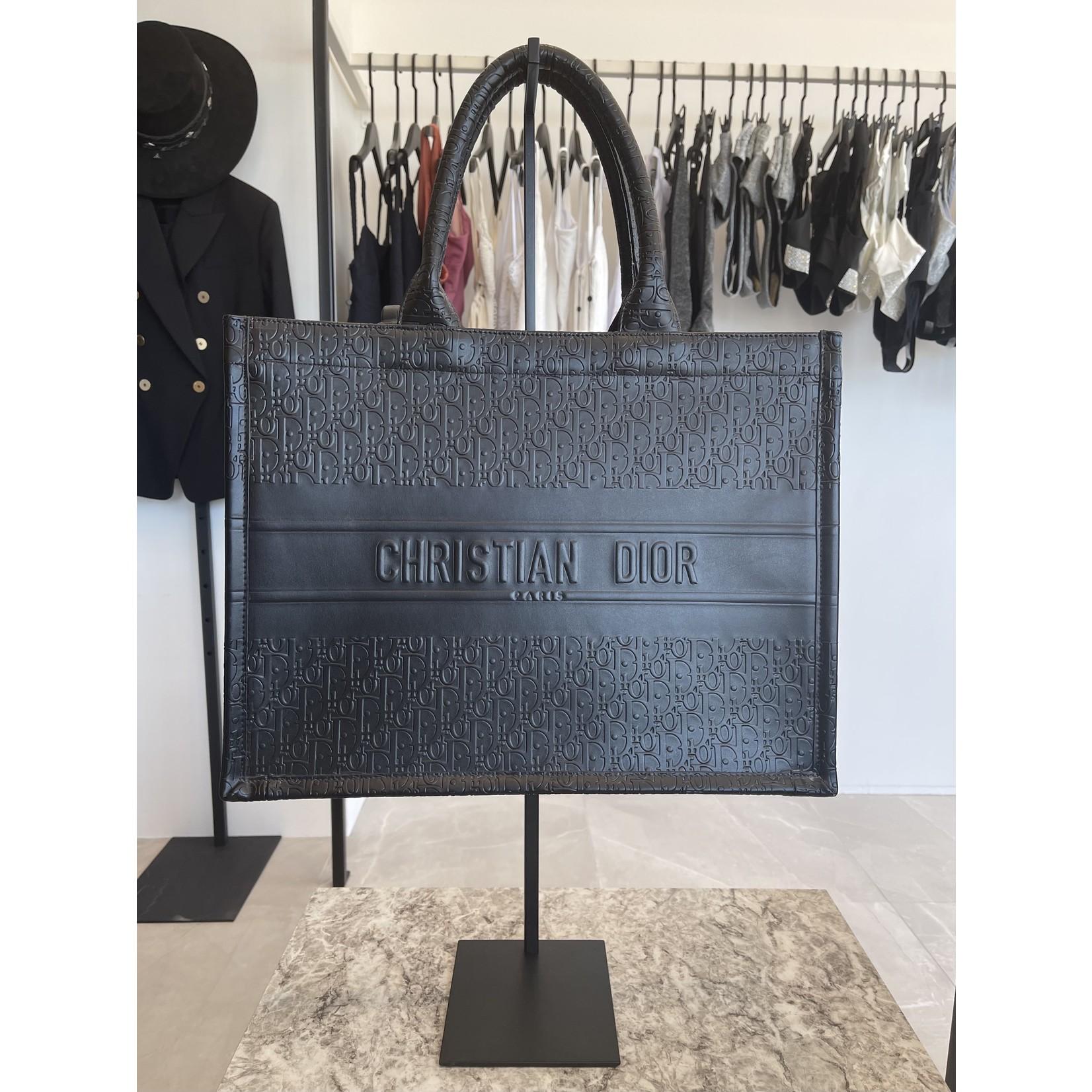 Christian Dior Embossed Bag