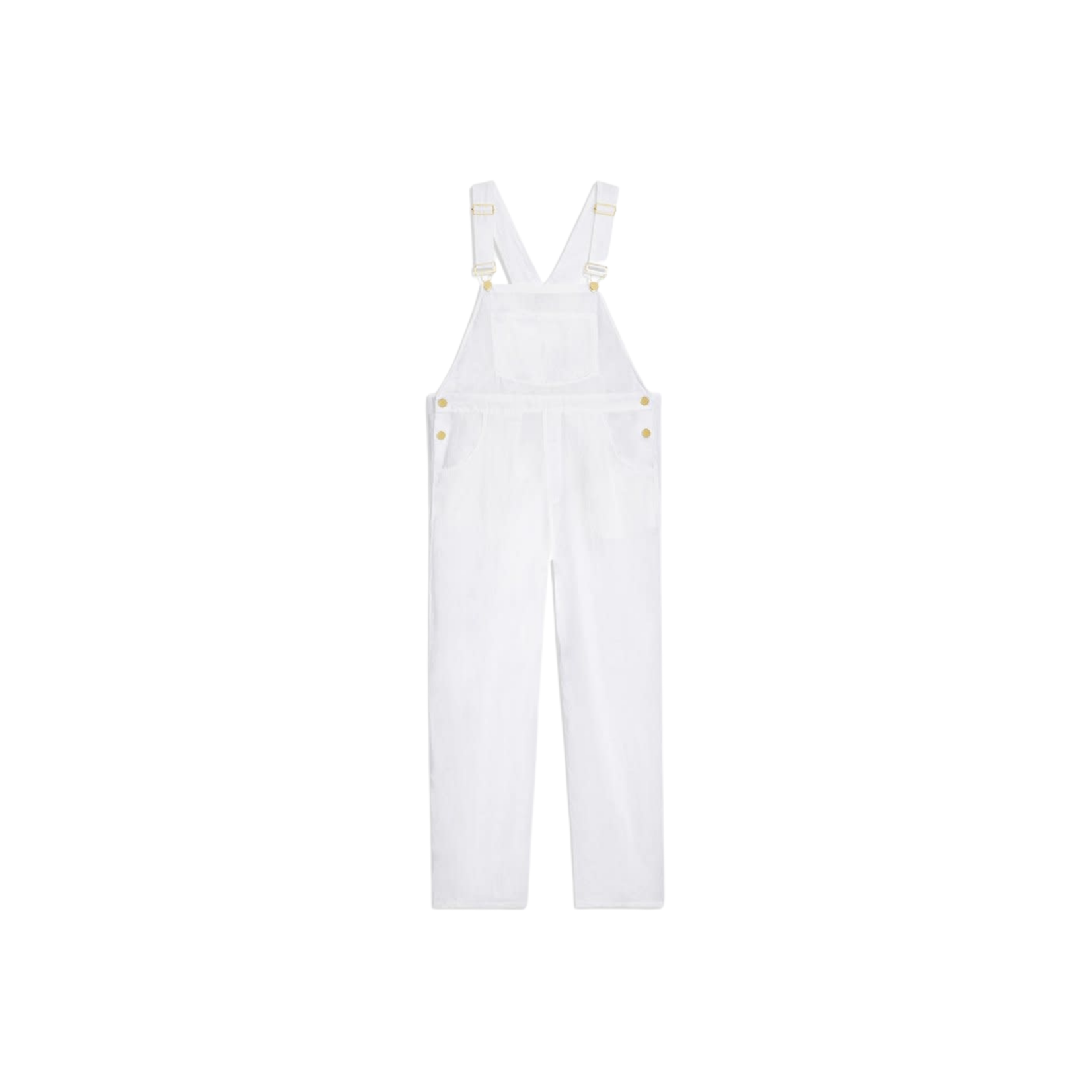 Shop WeWoreWhat Basic Overalls