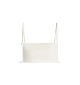 Shop WeWoreWhat Ruched Top Off White