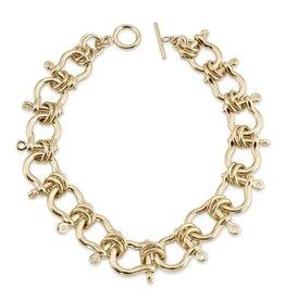 Eklexic Harrison Necklace Silver