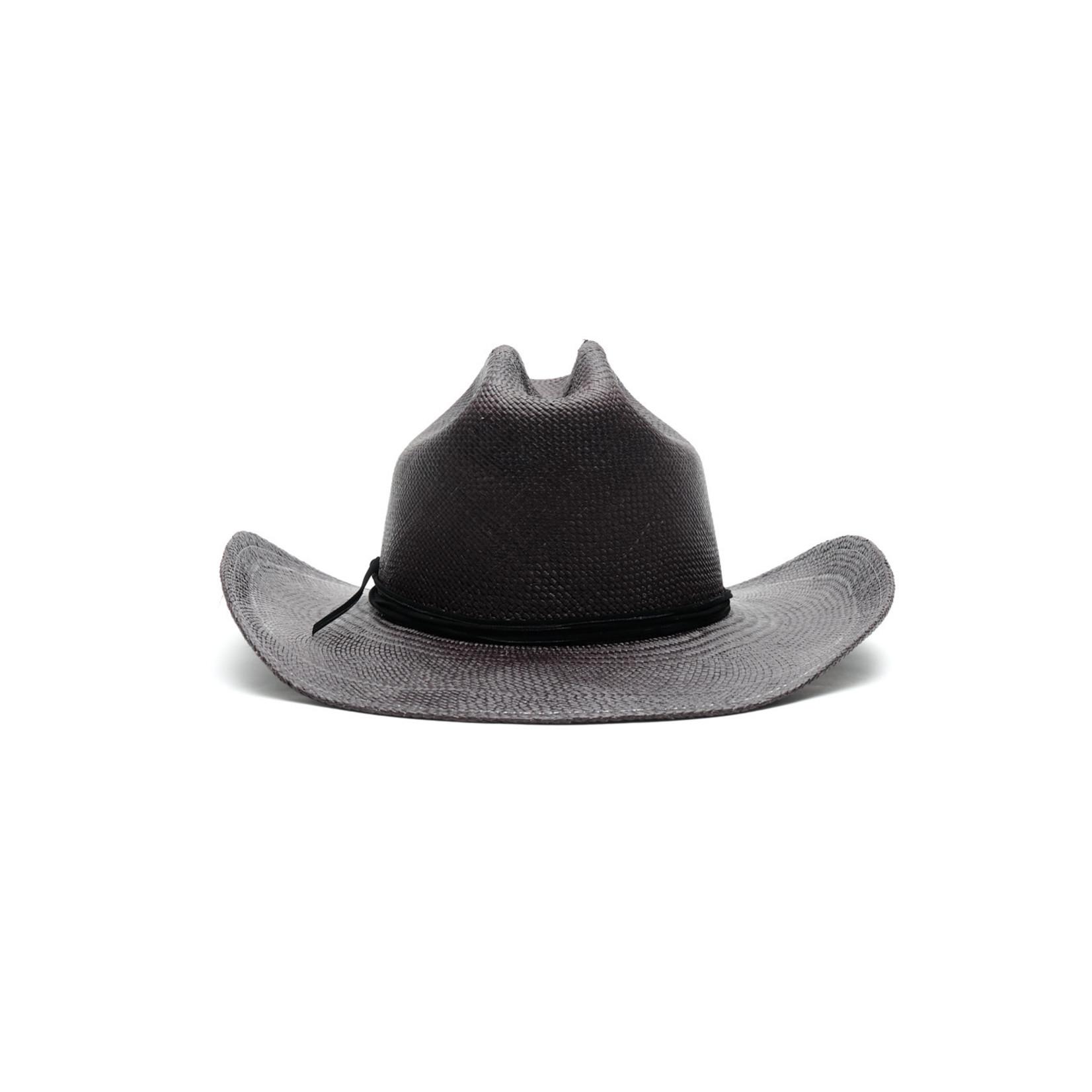 Modern Monarchie Aspen Straw Hat Black