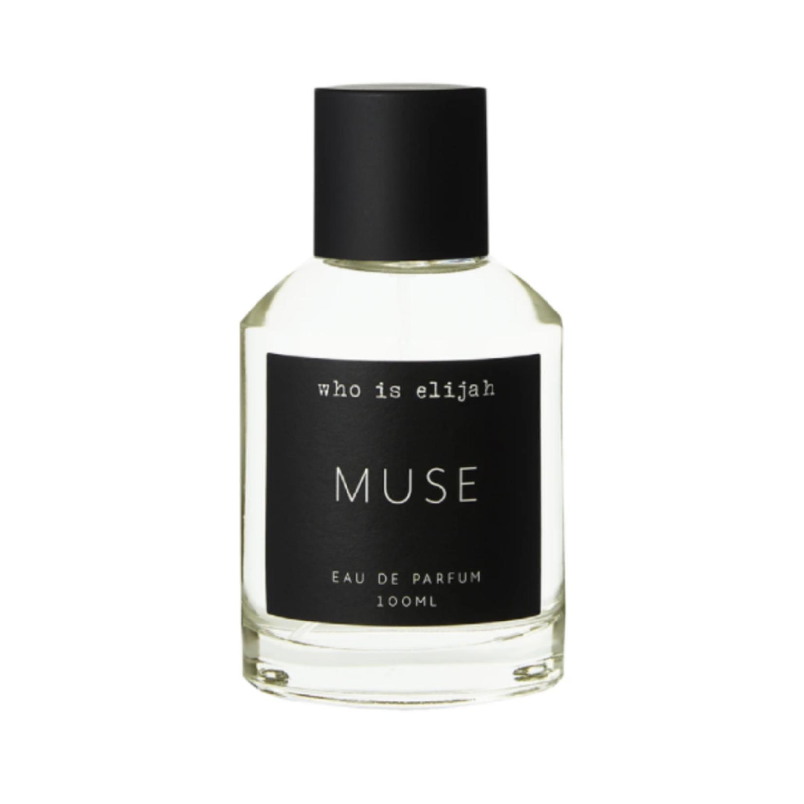 Who Is Elijah Muse Eau De Parfum 100ml
